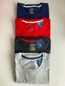 Polo Ralph Lauren Mens Short Sleeve Sleep Lounge T-Shirt Tee CHOOSE COLOR/SIZE