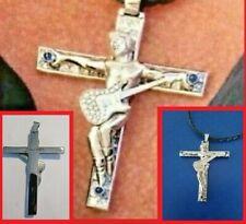 Exclusivité!! La Croix de Johnny Hallyday version XXL 8 x 6 Cm!! + 2 Cordons!!