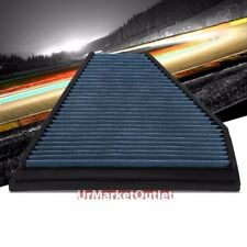 Reusable Blue High Flow Drop-In Panel Air Filter For BMW 09-13 328i xDrive 3.0L