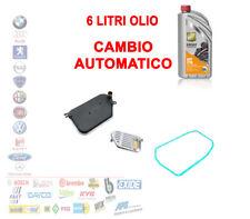 KIT FILTRO CAMBIO AUTOMATICO 5HP19 AUDI A4 A6 A8 VW PASSAT + OLIO 6 LT K5009