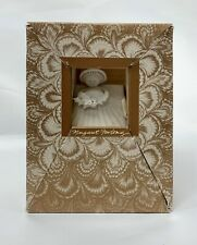 Margaret Furlong 1983 Holly Hand Crafted Ornament - New in Box
