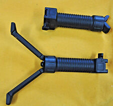 GPS-02 New Grip Pod Military Issue Tactical Fore Grip Bipod BLACK Picatinny NSN