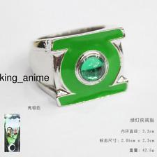 DC Comics Superhero Green Lantern Metal Ring Otaku Gift