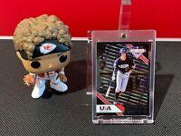 2019 Panini USA Baseball Bobby Witt Jr Rookie Stars & Stripes 18U National Team