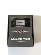 Nintendo Gameboy Micro System Boxed Complete Very Clean Rare