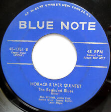 HORACE SILVER QUINTET 45 Baghdad Blues / Blowin JAZZ Blue Note RVG West 63 w2420