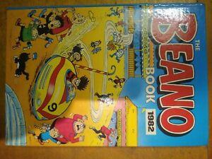 Beano Book Annual 1982 - Hardback Comic Book