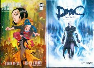 Dark Knight Returns: The Golden Child & Devil May Cry: The Chronicles of Vergil