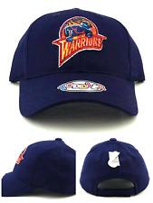 fd804e79d19 Golden State Warriors New NBA Elements Toddler Youth Retro Logo Blue Era  Hat Cap
