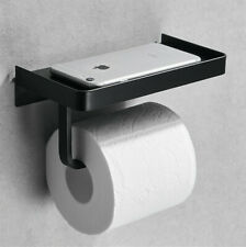 Wall Mount Toilet Paper Holder Stainless Steel304 Tissue Toilet Roll Phone Rack