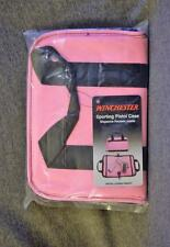 Winchester Pink Sporting Pistol Case w/Magazine Pockets Inside New