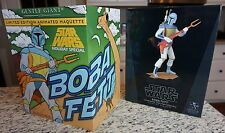 Boba Fett Holiday Special STAR WARS Gentle Giant /870 Maquette Animated