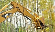 Hydraulic Thumb Caterpillar 312 Excavator Progressive Link Grapple Clamp CAT 311