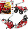 Meccano - 15202 - 3 in 1 Model Set Fire Rescue Squad - Brand New