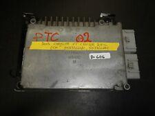 ** 2002 CHRYSLER PT CRUISER 2.4L ECM #05033666AC,503366AC *See item* (D-606)