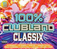 100 Clubland Classixs - Kelly Llorena Cascada [CD] Sent Sameday*