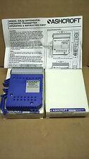 Ashcroft Pressure Transmitter Model DX7F0142ST25IW XDL,PV