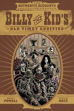 Billy the Kid's Old Timey Oddities Omnibus by Eric Powell (2014, Paperback)