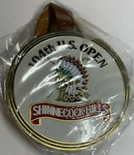 104th US OPEN Shinnecock Hills Golf Course Heavy Metal Bag Tag 2004 In Box