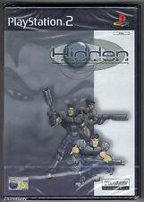 PS2 invasión ocultos (2003), Reino Unido PAL, totalmente nuevo y sellado de fábrica Sony