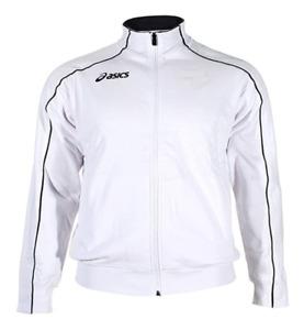 ASICS Men's Running Jacket Sports Zip Lunga Felpa Good Jacket Top - New