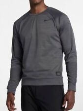 Mens Nike Golf Brushed Crew Neck Cover Up / Jumper Size XL 932316-036 BNWT