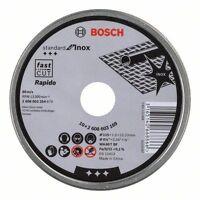 10 Genuine Bosch 115mm 2608603169 Inox Metal Cutting Discs 3165140668866 PP *