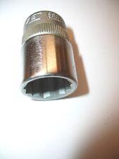 """Hazet 880Z - 14 mm 12-kant Steckschlüssel-Einsatz SW 14  Länge 29,5 mm 3/8"""" NEW"""