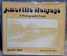 Amarillo Texas Montage A Photographic Essay David L. Nail 100+ photos Texana