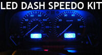 LED BLUE DASH DASHBOARD SPEEDO bulbs fit VW Golf MK2 II 2