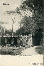 BAGNAIA - Villa Lante - Fontana dei Delfini