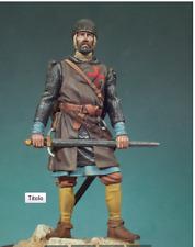 ANDREA MINIATURES S11-F01 Templar sergeant 1250 AD 70 mm.