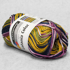 "500g Schachenmayr "" Catania Color "" 193 Art Deco Color 100% Baumwolle"
