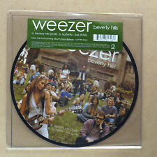 "WEEZER - Beverly Hills ***ltd 7""-Vinyl Picture Disc***NEW***"
