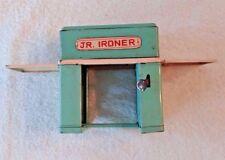 Vintage Child's Doll Toy Tin Jr Ironer Tin Toy Works