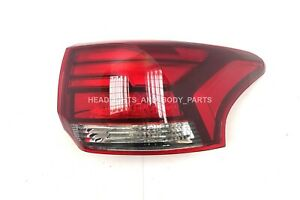 Right Rear Tail Light Lamp LED For Mitsubishi Outlander 2015-