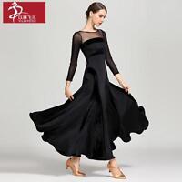 Latino salsa TanzKleid LateinKleid Turnierkleid Standard Ballroom Dress #S9047