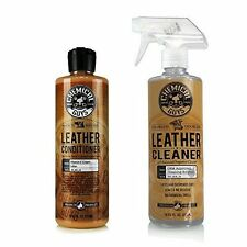 Chemical Guys Leather Cleaner & Conditioner Kit 16oz