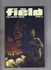 THE FIELD #1, #2, #3 - SIMON ROY ART & COVERS - ED BRISSON STORY - 2014