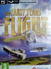 THE EARLY YEARS OF FLIGHT. EXPANSIÓN. REQUIERE FLIGHT SIMULATOR. PC.NUEVO,PREC.