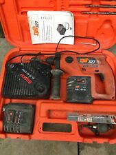 SPIT 327 24v Cordless SDS Hammer Drill 2x 3.0Ah Battery (Same as BOSCH GBH24VRE)