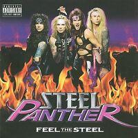 STEEL PANTHER - FEEL THE STEEL [BONUS TRACK] [PA] NEW CD
