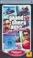 PSP Spiel - Grand Theft Auto / GTA: Vice City Stories DEUTSCH mit OVP