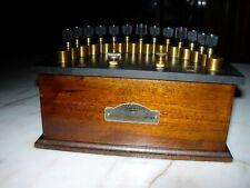 Antique Chicago  Co. Milvay  Sicentific Instruments  Electrical Apparatus