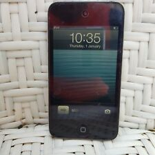 Apple Ipod Touch 4th Gen 8GB A1367 SOLD AS IS/ FAULTY TOUCHSCREEN