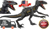 NEW Jurassic World Fallen Kingdom INDORAPTOR 12-inch Dinosaur Figure Action Gift