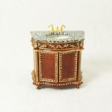 Hansson Miniature 1:12 - Walnut Wash Stand (8075)