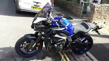 YAMAHA MT10 1000 2016 BLUE LOW MILES 4300 miles £1K EXTRAS VGC MAY TAKE PART EX