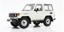 Toyota Landcruiser BJ70 White 84-89 Cult Scale Models 1:18 Scale