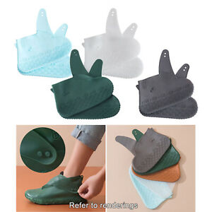 Shoe Cover Shoe Protectors Water Boot Covers Overshoes Thickened Non-Slip
